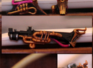 evil instruments dae in Frosted Ultra Detail