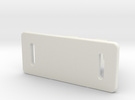 WiFi Extender Attach Plate 2 in White Strong & Flexible