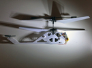 R/C Drone | X2 Helicopter | a Syma S107 Mod in White Strong & Flexible
