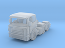 1:120 scania tractor unit in Frosted Ultra Detail