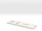 TLG Faceplate in White Strong & Flexible