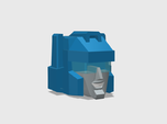 Blocky Glider Head IDW version