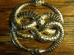 THE NEVERENDING STORY THE AURYN MEDALLION PENDANT