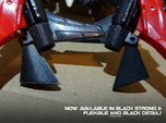 Generations Windblade - Upgraded Heel Spurs