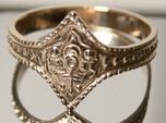 Ring of Favor and Protection, Size 8.5