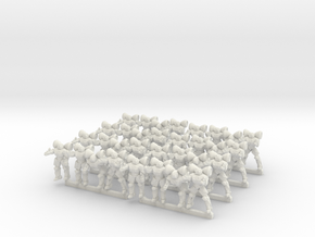 Shield Trooper Company 6mm in White Strong & Flexible