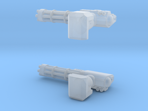 Rotary Arms in Frosted Extreme Detail