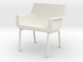 Chair No. 21 in White Strong & Flexible