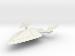 Crazywolf Class A Destroyer in White Strong & Flexible