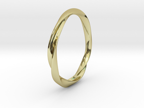 Ring - Two Love in 18k Gold