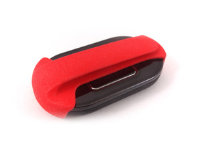 Lumo Lift clip in Red Strong & Flexible Polished