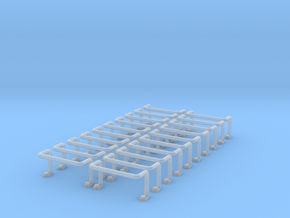 Ladder Rung 20pcs in Frosted Ultra Detail