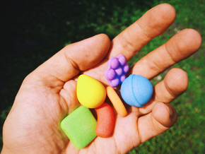 Candy Pack in Full Color Sandstone