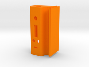 BoxMod DNA200 for Turnigy 1000 v7.7.5 in Orange Strong & Flexible Polished