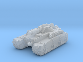 Irontank w. Light Turret in Frosted Ultra Detail