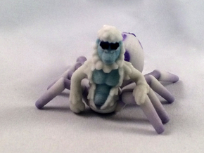 Arachnoyeti in Full Color Sandstone