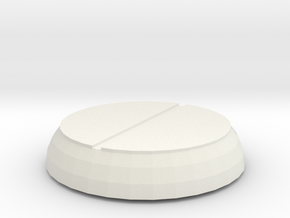 Vent Cap in White Strong & Flexible
