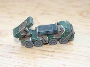 1/200 Tatra 813 RM70 in White Strong & Flexible