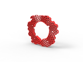 DBUCCI - ISLET | FLAT, Bracelet in White Strong & Flexible