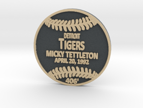 Micky Tettleton in Full Color Sandstone