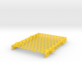 G751 2.5 Standard CAGE in Yellow Strong & Flexible Polished