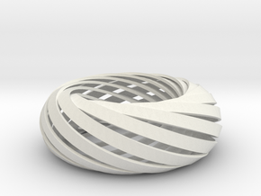 Torus of Mobius Strips in White Strong & Flexible