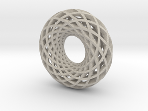 Torus 12, 3.18 mm thick strips in Sandstone