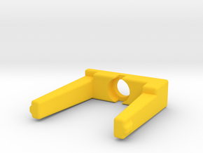 CL Serial Module Cover in Yellow Strong & Flexible Polished