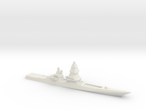 Project 23560E Shkval Destroyer, 1/2400 in White Strong & Flexible