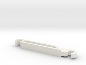 KO OS TFC Slingshot Tailfin swingbeam Spare Part in White Strong & Flexible