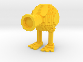 Q-BERT in Yellow Strong & Flexible Polished