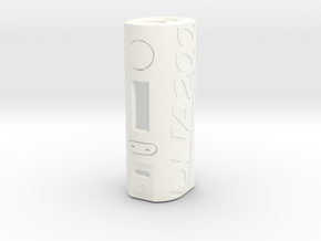 DNA200 Slim LiPo Version in White Strong & Flexible Polished