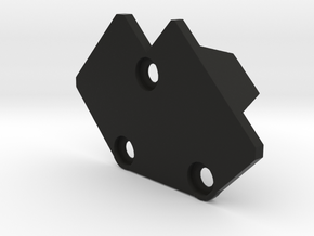 X8R Mount Cover in Black Strong & Flexible