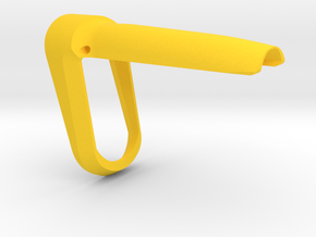 P-09 Backstrap Funnel (S) in Yellow Strong & Flexible Polished