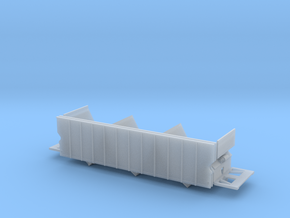 Florida Rock Hopper Frame/Sides N scale in Frosted Ultra Detail