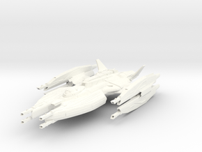 Renegade Class Refit in White Strong & Flexible Polished