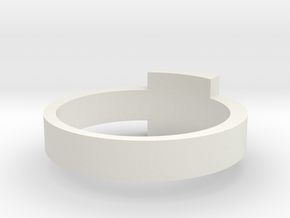 Model-1a2f9c553b6ee83dbdbcb86fc0ee432a in White Strong & Flexible