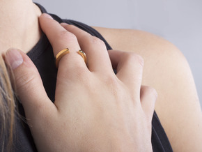 Fable - Size S in 18k Gold Plated