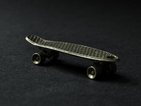 PENNY Board / Jewelry model in Polished Brass