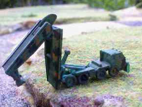 1/300 Tatra 813 Deploying AM-50 Bridge in White Strong & Flexible