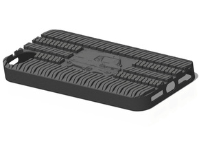 iPhone 5 Sprinter NCV3 cargo in Black Strong & Flexible