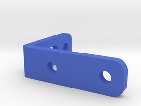 PureThermal 1 Stand - Part 3/3 in Blue Strong & Flexible Polished