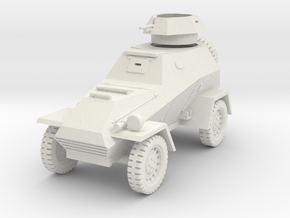 PV101A BA-64B Armored Car (28mm) in White Strong & Flexible