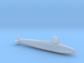 Skipjack class SSN, Full Hull, 1/2400 in Frosted Ultra Detail