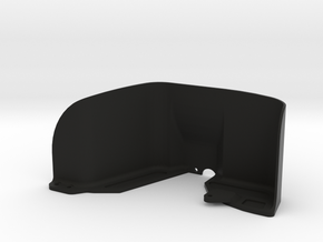 Vaterra Ascender Right Front Inner Fender in Black Strong & Flexible