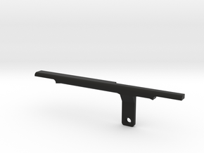 ThumbRail - Bridge - Fender Amer Dlx Jazz 5 in Black Strong & Flexible
