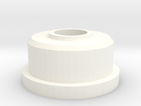 Entretoise Pvc in White Strong & Flexible Polished