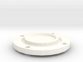 Cache Ht Ext in White Strong & Flexible Polished