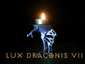 Lux Draconis 007  in Stainless Steel