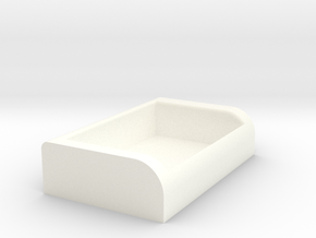 Soap in White Strong & Flexible Polished